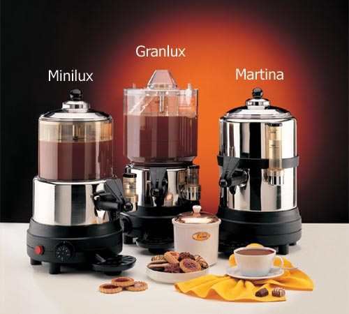 machine a chocolat chaud